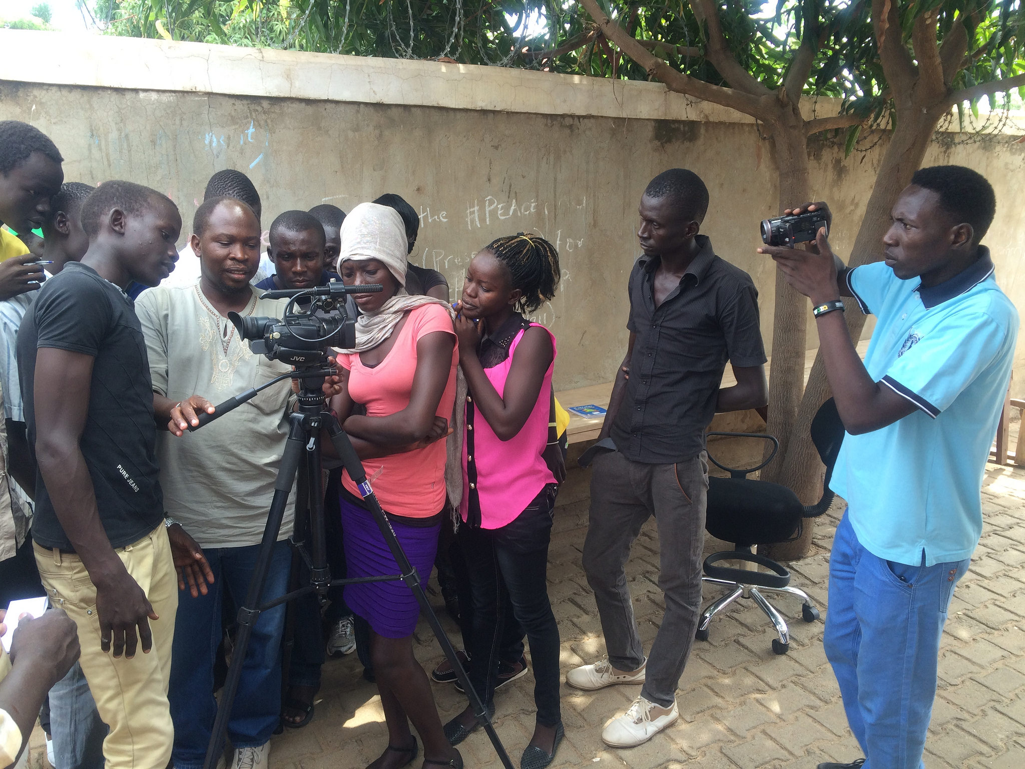 #southsudan #peacehackcamp